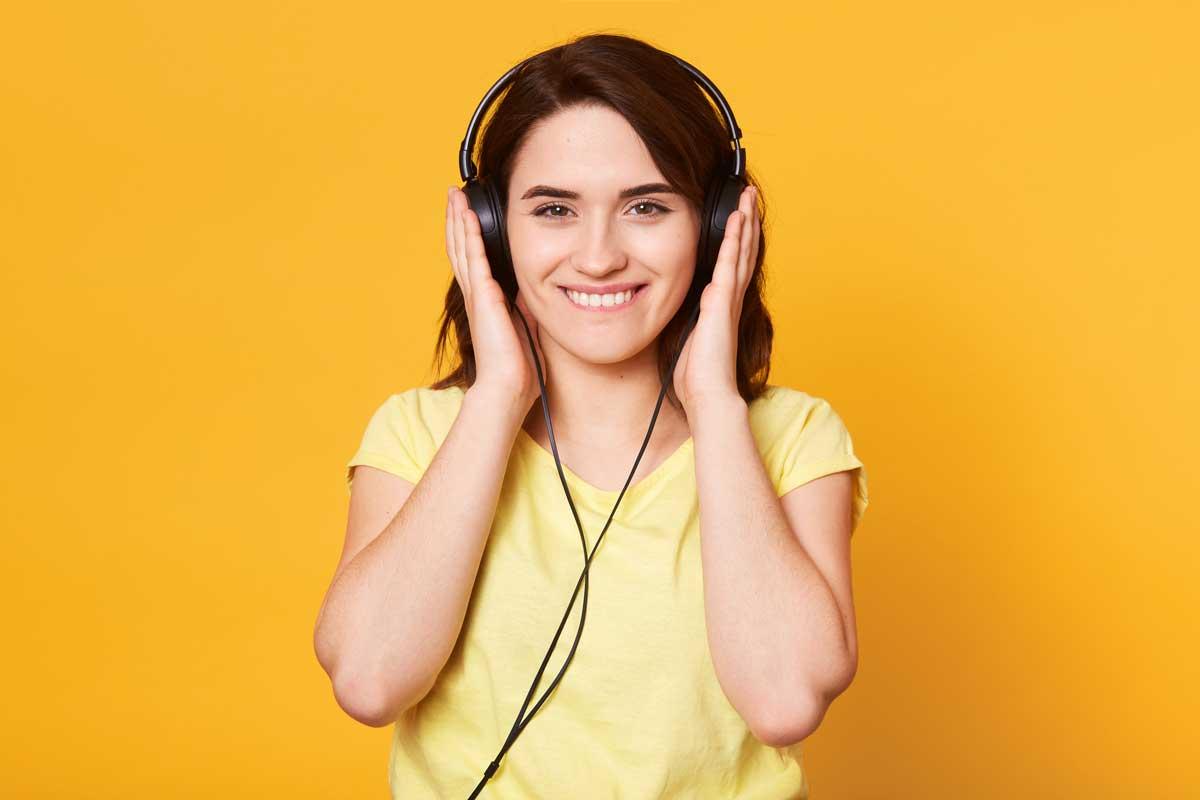 تقویت زبان انگلیسی، مهارت شنیدن