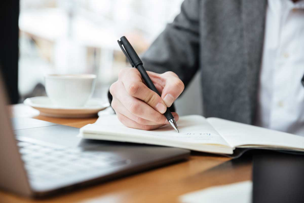 تقویت زبان انگلیسی، مهارت نوشتن