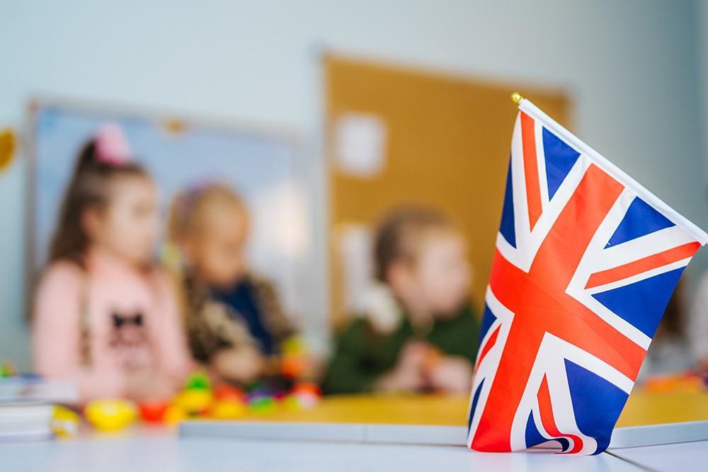 بهترین سن برای یادگیری زبان انگلیسی