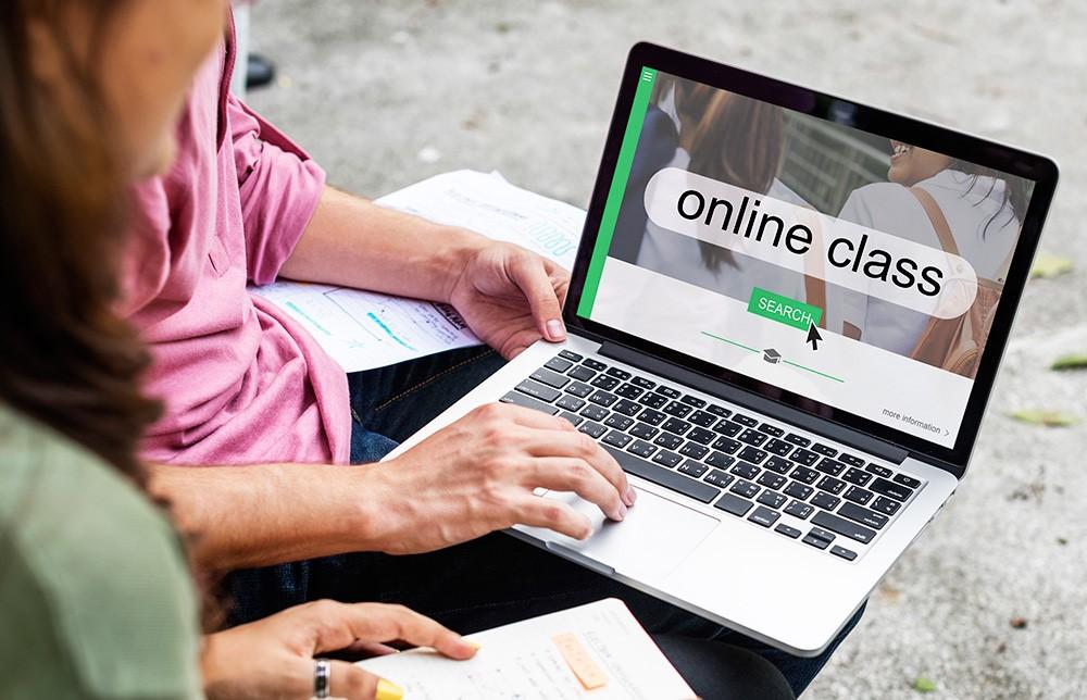 کلاس آنلاین زبان انگلیسی رایگان