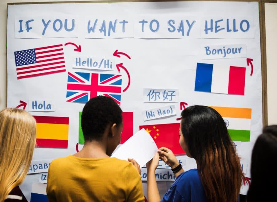 بازار کار زبان های خارجی